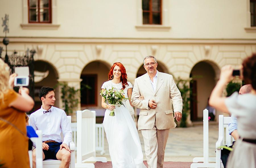 Wedding in the chateau