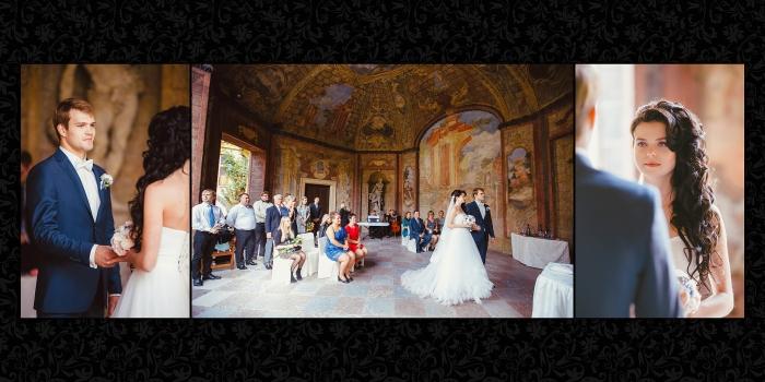 Свадебная фотокнига образец
