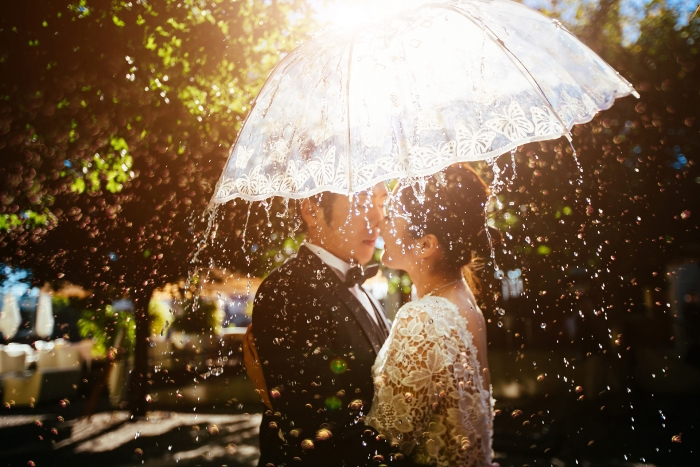 Wedding-Prague-rain